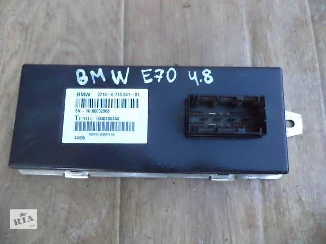 бу Б/у блок управления DYNAMIC DRIVE CONTROL 37146778541 для кроссовера BMW X5 E70 2008г  в Николаеве
