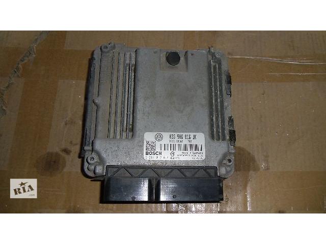 купить бу Б/у блок управления дизельным двигателем для легкового авто Volkswagen Jetta 2008 в Коломые