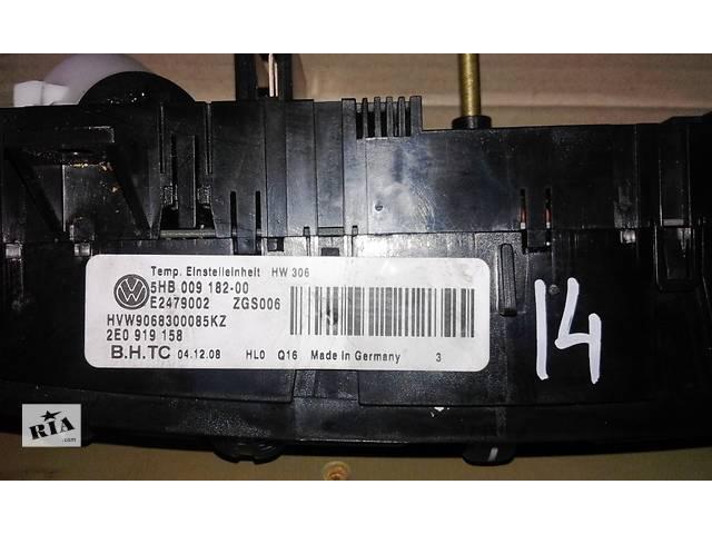 Б/у Блок управления кондиционером Легковой Volkswagen Crafter 2,5 TDI Пассажирский 2008- объявление о продаже  в Рожище