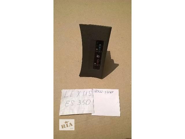купить бу Б/у блок управления обогрева сидения 58972-33060-C0 для седана Lexus ES 350 2007г в Киеве