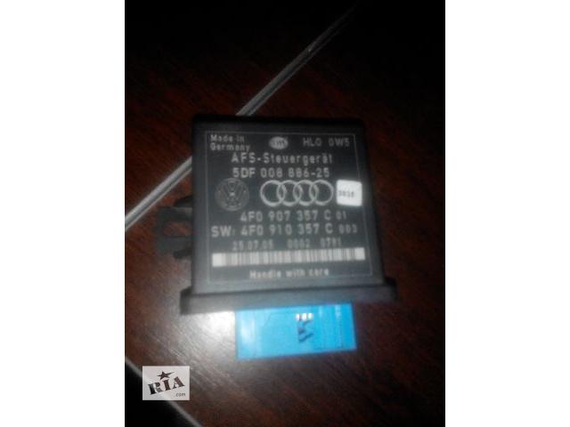 продам Б/у блок управления освещением для легкового авто Audi A6 2006 бу в Львове