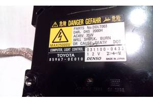 б/у Блоки управления освещением Toyota Camry