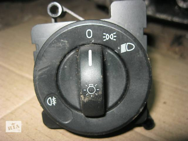 бу б/у блок управления освещением переключатель света Mercedes Sprinter 2006- в Ровно
