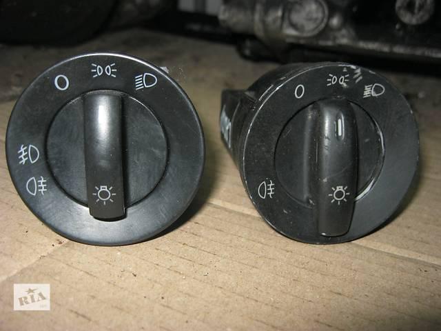 купить бу Б/у блок управления освещением переключатель света Volkswagen T5 в Ровно