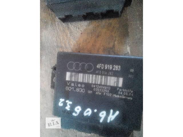 купить бу Б/у блок управления  парктрониками для легкового авто Audi A6 2006 в Львове