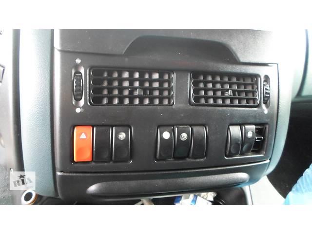 Б/у Блок управления печкой ДАФ DAF XF95 380 Евро3 2003г- объявление о продаже  в Рожище