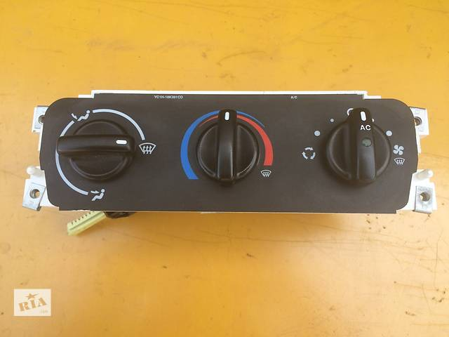 Б / у блок управления печкой Форд Транзит Ford Transit 2,2/2,4 с 2006-- объявление о продаже  в Ровно