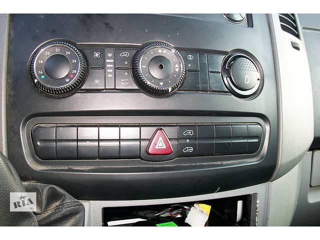 продам Б/у Блок управления печкой HVW9068300085kz Фольксваген Крафтер Volkswagen Crafter бу в Луцке