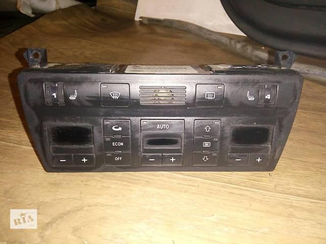 купить бу Б/у блок управления печкой/климатконтролем 4B0820043Q для универсала Audi A6 C5 1999г в Николаеве