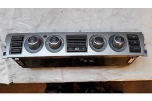 б/у Блоки управления печкой/климатконтролем BMW 7 Series