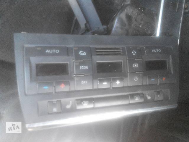 Б/у блок управления печкой/климатконтролем для легкового авто Audi A4 2007- объявление о продаже  в Львове