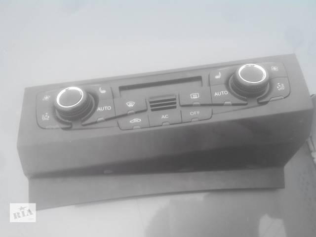 Б/у блок управления печкой/климатконтролем для легкового авто Audi A4- объявление о продаже  в Львове