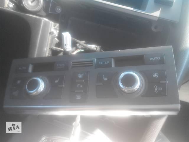 Б/у блок управления печкой/климатконтролем для легкового авто Audi A6- объявление о продаже  в Львове
