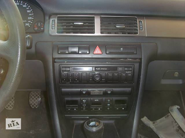 Б/у блок управления печкой/климатконтролем для легкового авто Audi A6- объявление о продаже  в Борщеве