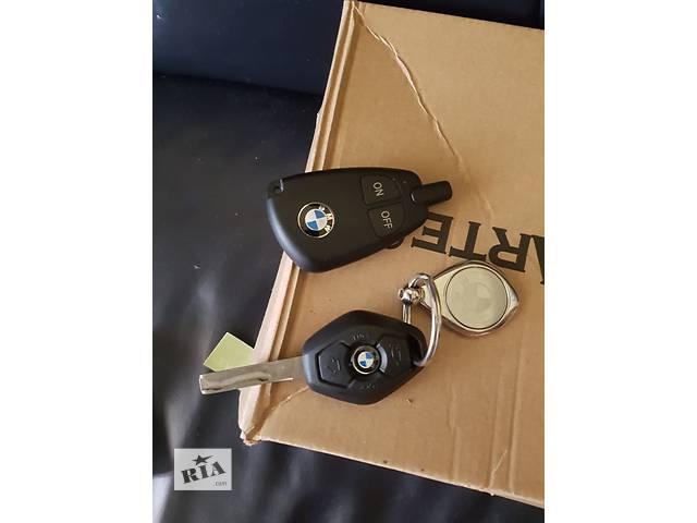 купить бу Б/у блок управления печкой/климатконтролем для легкового авто BMW X5 в Киеве