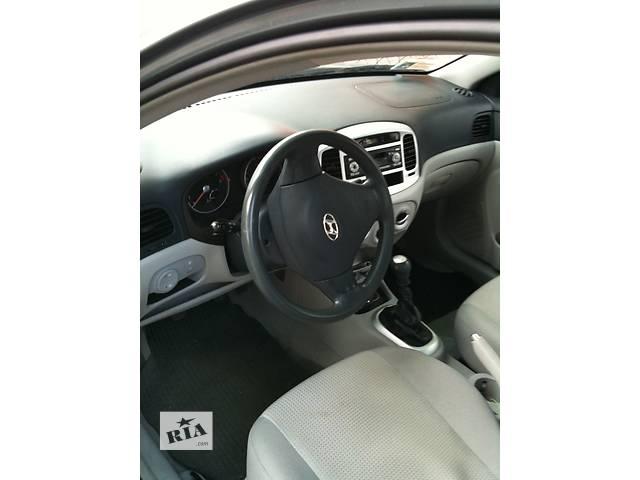 купить бу Б/у блок управления печкой/климатконтролем для легкового авто Hyundai Accent в Ровно