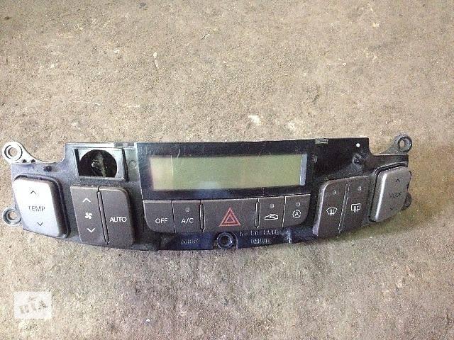 купить бу Б/у блок управления печкой/климатконтролем для легкового авто Hyundai Sonata NF в Ровно