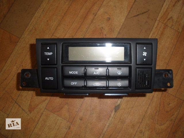 купить бу Б/у блок управления печкой/климатконтролем для легкового авто Hyundai Tucson 2007 в Луцке