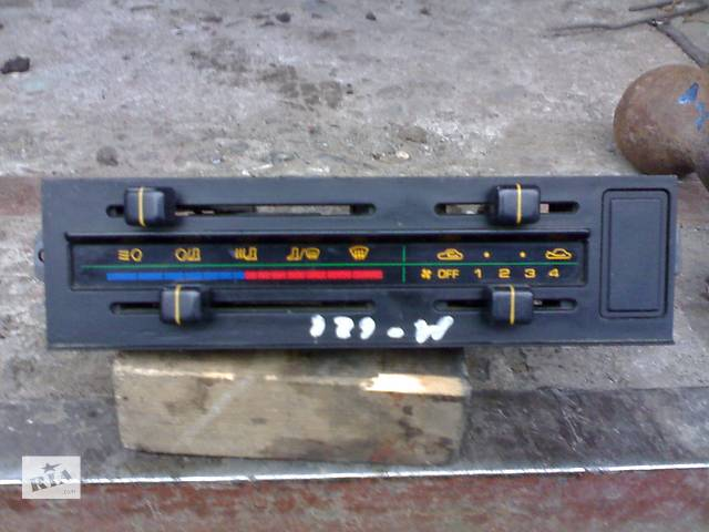 Б/у блок управления печкой/климатконтролем для легкового авто Mazda 626- объявление о продаже  в Сумах