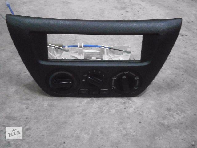 бу Б/у блок управления печкой/климатконтролем для легкового авто Mitsubishi Lancer 2005 в Луцке
