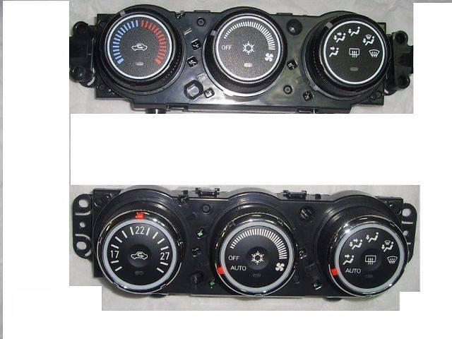 продам Б/у блок управления печкой/климатконтролем для легкового авто Mitsubishi Lancer X бу в Ровно