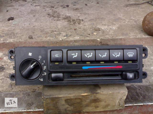 бу Б/у блок управления печкой/климатконтролем для легкового авто Nissan Primera в Сумах