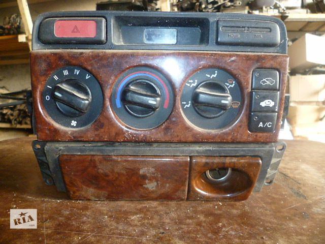 купить бу Б/у блок управления печкой/климатконтролем для легкового авто Honda Accord 1996 в Черновцах