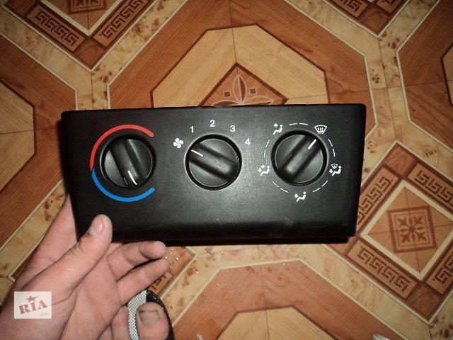 купить бу Б/у блок управления печкой/климатконтролем для легкового авто Opel Vectra B. регуляторы печки.90463845 в Шацке