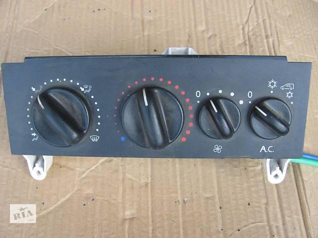 купить бу Б/у блок управления печкой/климатконтролем для легкового авто Renault Kangoo в Львове