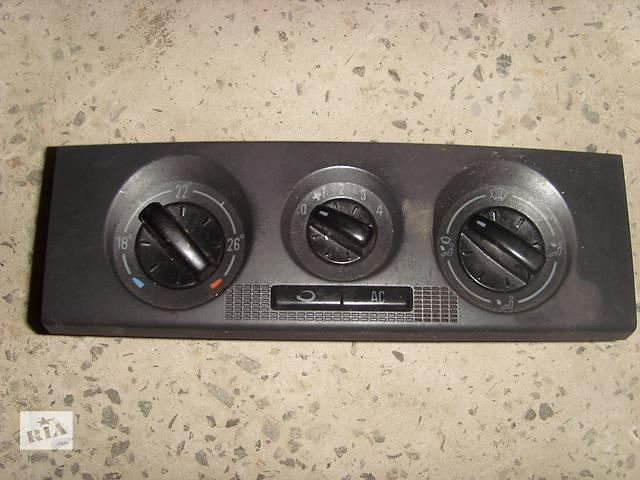 купить бу Б/у блок управления печкой/климатконтролем для легкового авто Skoda Fabia в Борщеве