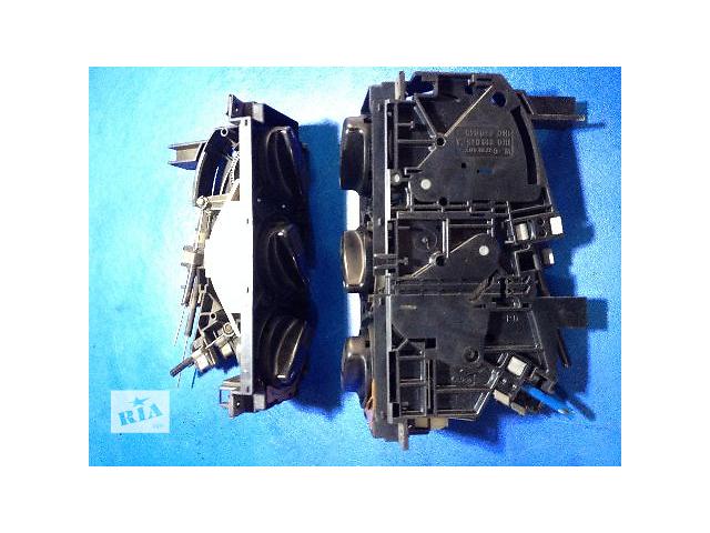 купить бу Б/у блок управления печкой/климатконтролем для легкового авто Volkswagen B3 (4-ри троса) в Луцке