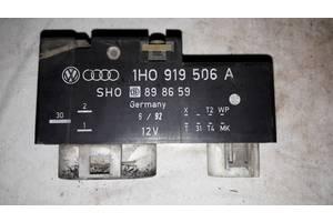 б/у Блоки управления печкой/климатконтролем Volkswagen