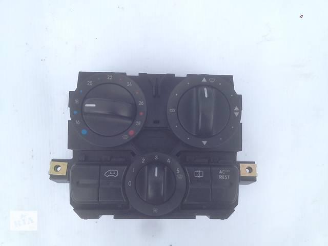 купить бу Б/у блок управления печкой/климатконтролем для Mercedes Vito 639 в Луцке