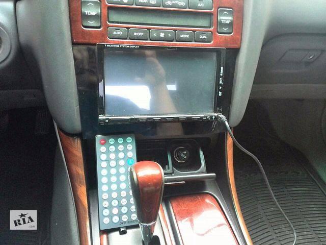Б/у блок управления печкой/климатконтролем для седана Lexus GS 300 1999г- объявление о продаже  в Киеве
