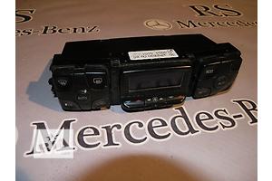 б/у Блок управления печкой/климатконтролем Mercedes S-Class