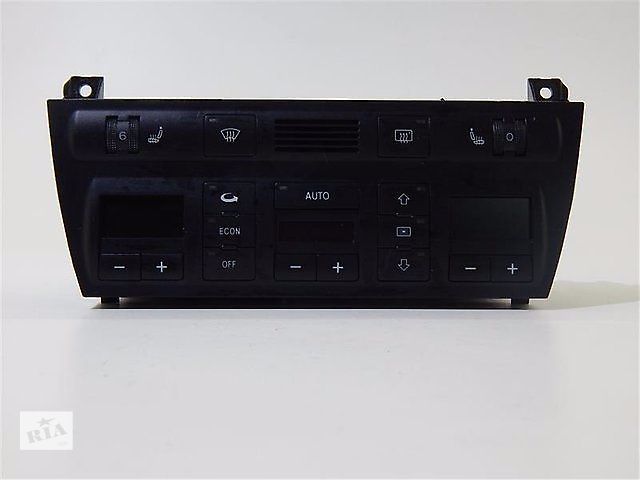 продам Б/у блок управления печкой/климатконтролем для универсала Audi A6 С5 1999 бу в Киеве