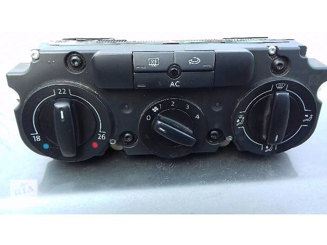 продам Б/у блок управления печкой/климатконтролем для Volkswagen Caddy 2004 бу в Луцке