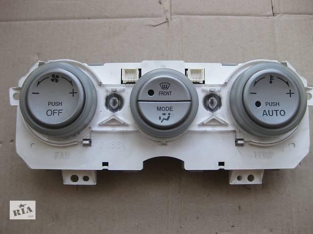 купить бу Б/у блок управления печкой/климатконтролем кондиционером Mazda 6 в Львове