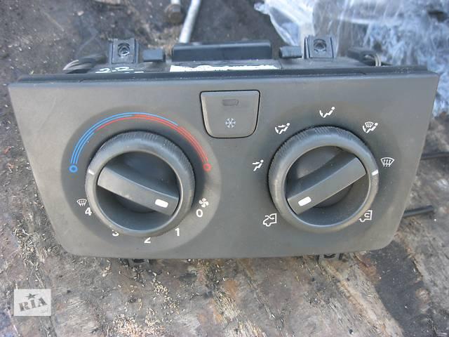 бу Б/у блок управления печкой переключатель печки Fiat Ducato 2006- в Ровно