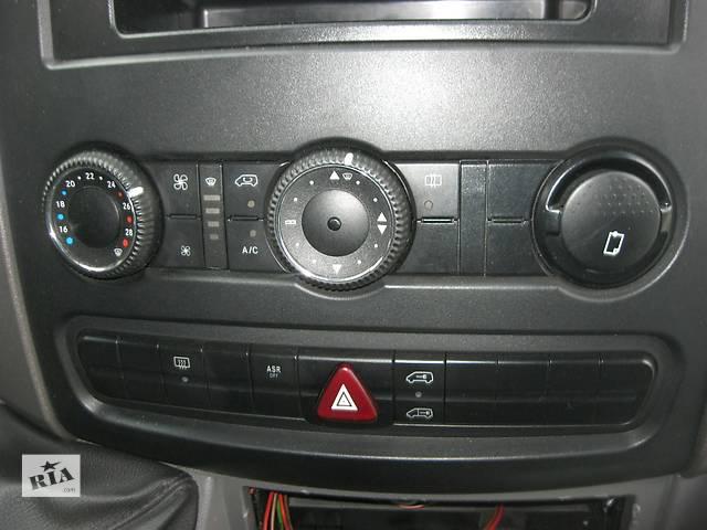 Б/у блок управления печкой переключатель печки Mercedes Sprinter 2006-- объявление о продаже  в Ровно