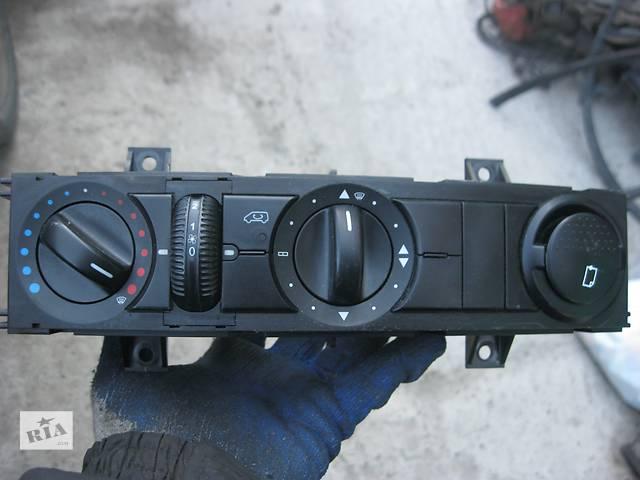 Б/у блок управления печкой переключатель печки Volkswagen Crafter- объявление о продаже  в Ровно