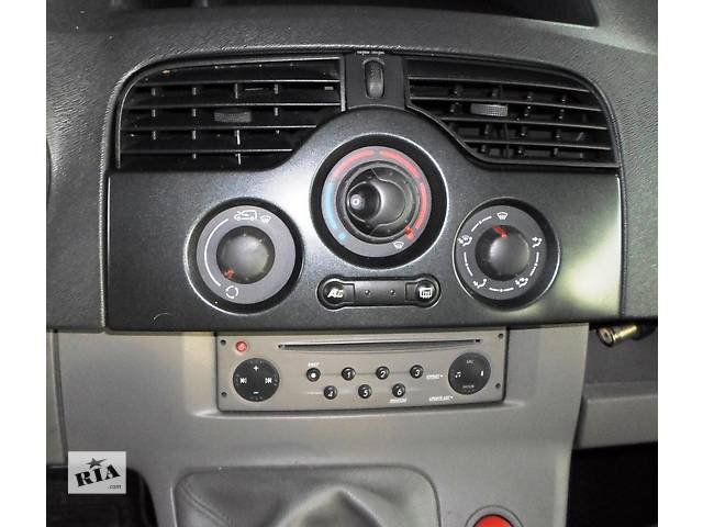 продам Б/у Блок управления печкой Renault Kangoo Кенго 1,5 DCI К9К 2008-2012 бу в Рожище