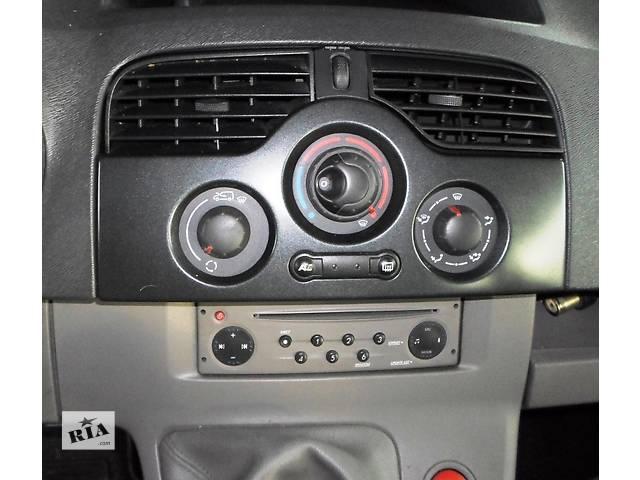 купить бу Б/у Блок управления печкой Renault Kangoo,Рено Канго,Кенго2 1,5DCI K9K (50кВт,63кВт,78кВт) 2008-2012 в Рожище