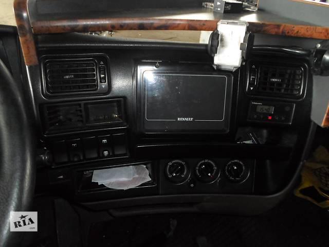 купить бу б/у Блок управления печкой салона Грузовики Renault Magnum Рено Магнум Evro2 Evro3 в Рожище