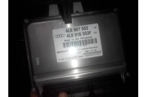 б/у Блоки управления пневмоподвеской Audi Q7