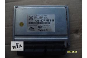 б/у Блоки управления пневмоподвеской Volkswagen Touareg