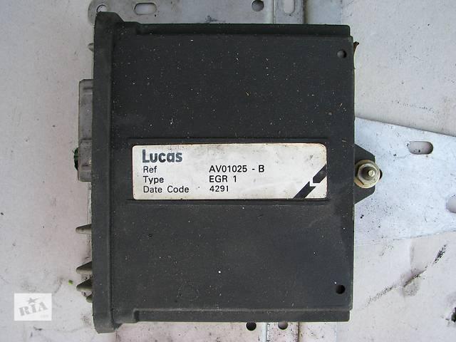 бу Б/у блок управления подвеской Citroen XM/Peugeot 605 1989-2000 в Броварах