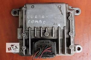 б/в Блоки управління пуском і зупинкою ДВС Opel Combo