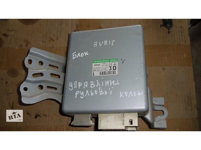 купить бу Б/у блок управления рулевой колонкой для легкового авто Toyota Auris 2008 в Коломые