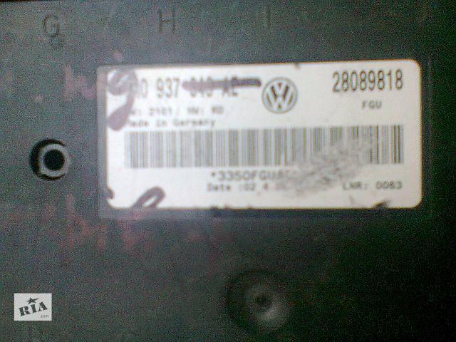 бу Б/у блок управления стеклоподьёмниками для легкового авто Volkswagen T5 (Transporter) в Ивано-Франковске